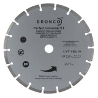 Disque à Segments Diamantés ST PERFECT | DRONCO