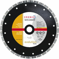 Disque à segments diamantés EVOLUTION TURBO | DRONCO