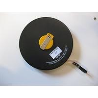 Mesure Ronde à Manivelle en Fibre de Verre | Boitier ABS | Existe en 10 et 30 Mètres