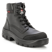 Chaussure de Sécurité Haute | TOUR HAUTE S3 SRC Noir | Du 38 au 48