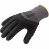 Gant de Précision Nylon Spandex EUROPROTECTION | Paume enduite Nitrile et Picots | Taille 9 et 10