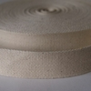 Sangle en Coton | Coloris : Ecru | Rouleaux de 50 ou 100 Mètres | Largeur : 20 mm | Epaisseur : 1 mm