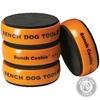 RONDELLES ANTIDÉRAPANTES BENCH COOKIES DE BENCH DOG - LOT DE 4 RONDELLES