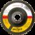 disque-lamelle-bombé-125-corindon-acier-bois