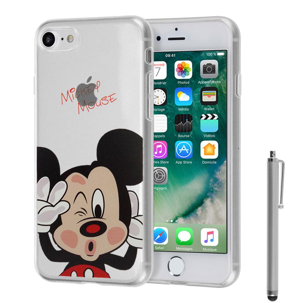 coque iphone 7 plus message