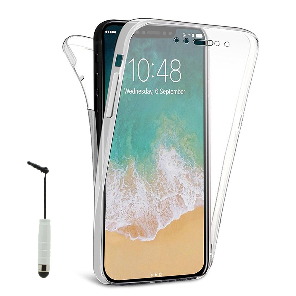 coque 360 iphone x ultra fine