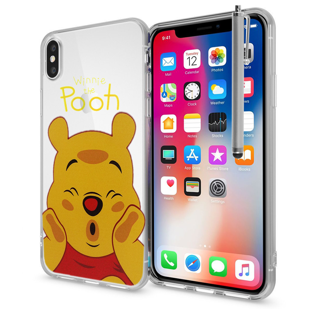 coque pooh iphone 8