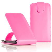 LG F70 D315/ LTE: Accessoire Etui Housse Coque Pochette simili cuir - ROSE