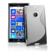 Nokia Lumia 1520: Accessoire Housse Etui Pochette Coque S silicone gel - TRANSPARENT