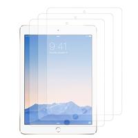 Apple iPad Pro 9.7: Lot / Pack de 3x Films de protection d'écran clear transparent