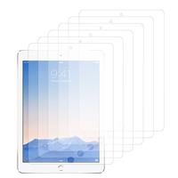 Apple iPad Pro 9.7: Lot / Pack de 6x Films de protection d'écran clear transparent