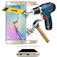 Samsung Galaxy S6 edge SM-G925/ S6 edge (CDMA)/ G925F/ G925T/ G9250/ G925A/ G925FQ/ G925L/ G925P/ G925R/ G925V/ G925W8: 1 Film en Verre Trempé Bord Incurvé Resistant