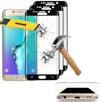 Samsung Galaxy S6 edge+ SM-G928F/ S6 edge PLUS/ edge+ Duos G928G G928T G928A G928I G928V G928P G928R: Lot/ Pack de 3 Films en Verre Trempé Bord Incurvé Resistant