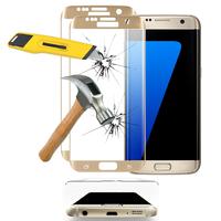 Samsung Galaxy S7 edge G935F/ G935FD/ S7 edge (CDMA) G935: Lot/ Pack de 2 Films en Verre Trempé Bord Incurvé Resistant