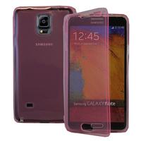 Samsung Galaxy Note 4 SM-N910F/ Note 4 Duos (Dual SIM) N9100/ Note 4 (CDMA)/ N910C N910W8 N910V N910A N910T N910M: Accessoire Coque Etui Housse Pochette silicone gel Portefeuille Livre rabat - ROSE
