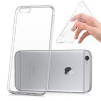 Apple iPhone 6/ 6s: Accessoire Housse Etui Coque gel UltraSlim et Ajustement parfait - TRANSPARENT