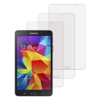 Samsung Galaxy Tab A 7.0 (2016) T280 T285: Lot / Pack de 3x Films de protection d'écran clear transparent