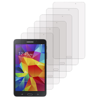 Samsung Galaxy Tab A 7.0 (2016) T280 T285: Lot / Pack de 6x Films de protection d'écran clear transparent