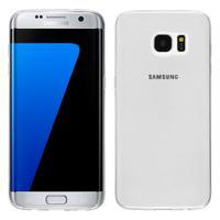 Samsung Galaxy S7 edge G935F/ G935FD/ S7 edge (CDMA) G935: Accessoire Housse Etui Coque gel UltraSlim et Ajustement parfait - TRANSPARENT