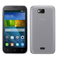 Huawei Y541: Accessoire Housse Etui Coque gel UltraSlim et Ajustement parfait - TRANSPARENT