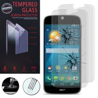 Acer Liquid Jade S S56: Lot / Pack de 2 Films de protection d'écran Verre Trempé