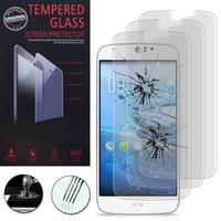Acer Liquid Jade Z: Lot / Pack de 3 Films de protection d'écran Verre Trempé