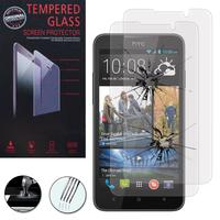 HTC Desire 516 dual sim: Lot / Pack de 2 Films de protection d'écran Verre Trempé