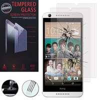 HTC Desire 626/ 626s/ 626G/ 626G+/ 626 (USA): Lot / Pack de 2 Films de protection d'écran Verre Trempé
