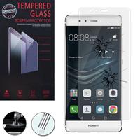 Huawei P9 EVA-L09/ EVA-L19/ EVA-L29 (non compatible Huawei P9 lite/ P9 Plus): 1 Film de protection d'écran Verre Trempé