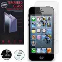 Apple iPhone 5/ 5S/ SE: 1 Film de protection d'écran Verre Trempé