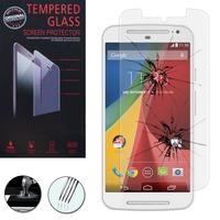 Motorola Moto G2 II G+1 2014 (2nd gen)/ G2 Dual SIM/ Moto G 4G LTE 2015 XT1072/ 4G LTE 2015 Dual SIM XT1068: 1 Film de protection d'écran Verre Trempé