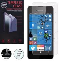 Microsoft Nokia Lumia 550: 1 Film de protection d'écran Verre Trempé
