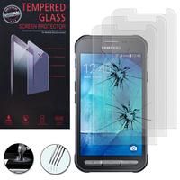Samsung Galaxy Xcover 3 SM-G388F: Lot / Pack de 3 Films de protection d'écran Verre Trempé