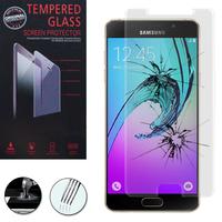 Samsung Galaxy A5 (2016) SM-A510F A510M A510FD A5100 A510Y (non compatible Galaxy A5 (2015)): 1 Film de protection d'écran Verre Trempé