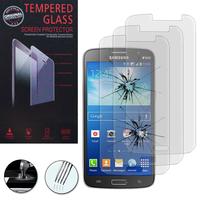 Samsung Galaxy Grand 2 SM-G7100 SM-G7102 SM-G7105 SM-G7106: Lot / Pack de 3 Films de protection d'écran Verre Trempé