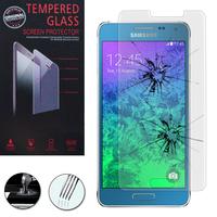 Samsung Galaxy Alpha SM-G850F/ Galaxy Alfa/ Alpha (S801)/ G850FQ G850Y G850A G850T G850M G850W G8508S: 1 Film de protection d'écran Verre Trempé