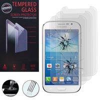 Samsung Galaxy Grand Plus/ Grand Neo/ Grand Lite I9060 I9062 I9060I i9080: Lot / Pack de 3 Films de protection d'écran Verre Trempé