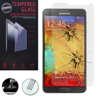 Samsung Galaxy Note 3 N9000/ N9002/ N9005/ N9006: 1 Film de protection d'écran Verre Trempé