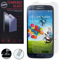 Samsung Galaxy S4 i9500/ i9505/ Value Edition I9515: 1 Film de protection d'écran Verre Trempé