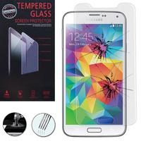 Samsung Galaxy S5 V G900F G900IKSMATW LTE G901F/ Duos / S5 Plus/ S5 Neo SM-G903F/ S5 LTE-A G906S: 1 Film de protection d'écran Verre Trempé