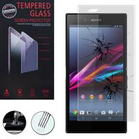 Sony Xperia Z Ultra XL39H C6802/ LTE C6806 C6833: 1 Film de protection d'écran Verre Trempé