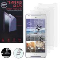 HTC Desire 628/ 628 dual sim: Lot / Pack de 3 Films de protection d'écran Verre Trempé