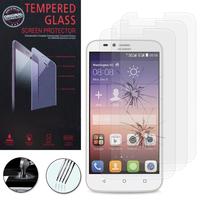 Huawei Y625: Lot / Pack de 3 Films de protection d'écran Verre Trempé