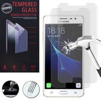Samsung Galaxy J3 Pro: Lot / Pack de 2 Films de protection d'écran Verre Trempé