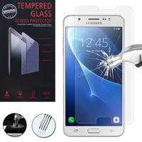 Samsung Galaxy J7 (2016) J710F/ Duos/ J710FN/ J710M/ J710H: 1 Film de protection d'écran Verre Trempé
