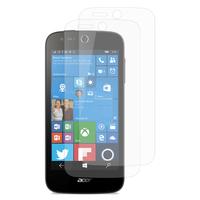 Acer Liquid M330/ Liquid M320: Lot / Pack de 2x Films de protection d'écran clear transparent