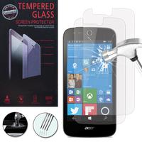 Acer Liquid M330/ Liquid M320: Lot / Pack de 2 Films de protection d'écran Verre Trempé