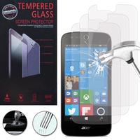 Acer Liquid M330/ Liquid M320: Lot / Pack de 3 Films de protection d'écran Verre Trempé