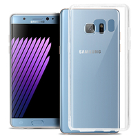 Samsung Galaxy Note7 N930F/ Note 7 Duos/ Note7 (USA) N930: Accessoire Housse Etui Coque gel UltraSlim et Ajustement parfait - TRANSPARENT