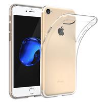 """Apple iPhone 7 4.7"""" (non compatible iPhone 7 Plus 5.5''): Accessoire Housse Etui Coque gel UltraSlim et Ajustement parfait - TRANSPARENT"""